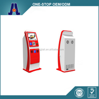 touch screen ticket kiosk with china kiosk manufacturer