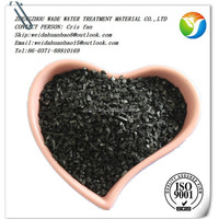 Commercial granular coconut shell activated carbon (manufacturer)