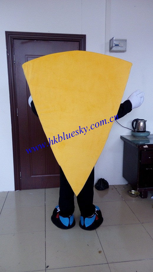 2015 Professional pizza mascot costume