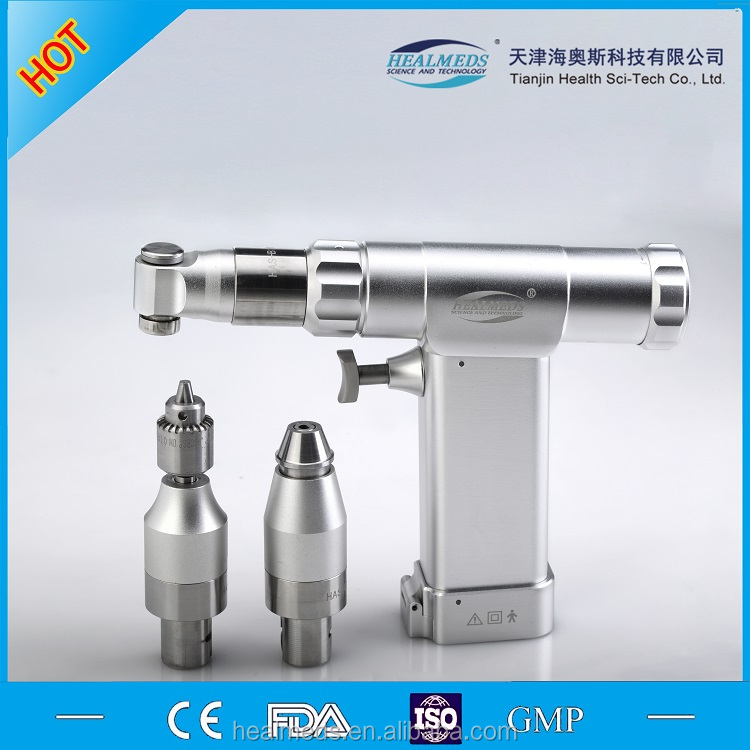 Medical power tools animal bone drill saw with interchangeable head B100