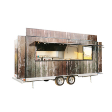 FV-55 food truck for sale malaysia cheap food trailer food hot dog cart