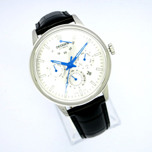 High Quality Power Reserve Indicator Mechanical Watch with Japanese Miyota 9100 Mechanical Movement Watch