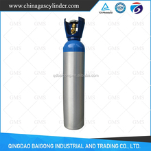 China Made High Pressure Big Size 40L Seamless Aluminum Cylinder