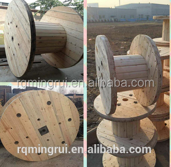 Buy Large Wooden Cable Spools for Sale