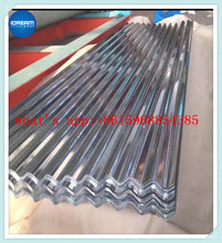 types of decorative corrugated metal wall panels for distributor
