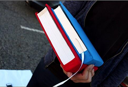 Stretchable Book Covers For Large Hardcover and Paperback Textbooks