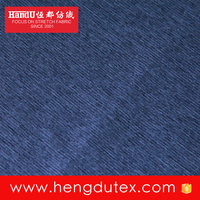 100% Polyester double color effection Fabric for sportswear garment