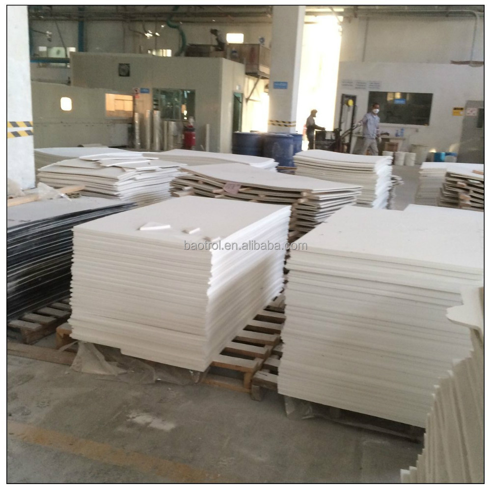 Acrylic Man Made Stone Solid Surface Slabs Acrylic