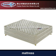 Hot sell coolmax fabric cover bonnell comfortable mattress price