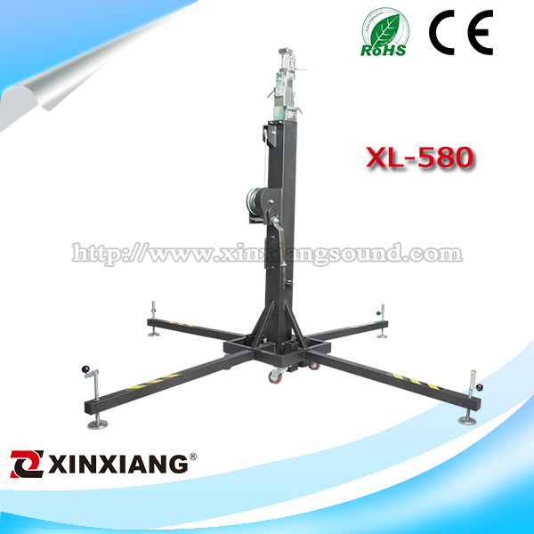 Professional truss stand tower lift XL-580