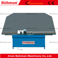 LJZ02 Auto Aluminum Sheet Metal Cutting and Bending Machine