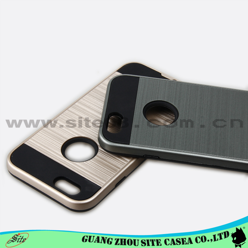 Fashion protective cases for mobile phone,smart back cover housing for apple iphone 6
