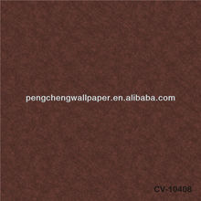 Embossed Wall Paper with Sole Color / Alphabet Wall Paper