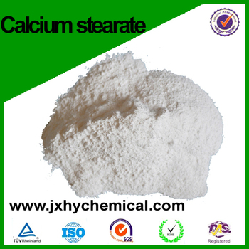 calcium stearate pvc stabilizer powder in plastic auxiliary agents