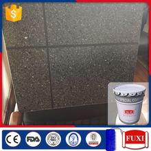 Colorful Anti Dust Spray Stone Coating Paint For Granite