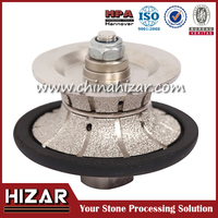 granite abrasive grinding wheel machine profile drywall