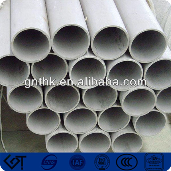 seamless duplex stainless steel pipe/half round stainless steel pipe