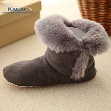 hot selling and cheap warm lady boot