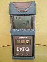 EXFO Optical Power Meter EPM-53 (FIBERBASIX 50 TESTER) suitable for broadcasting and telecommunications