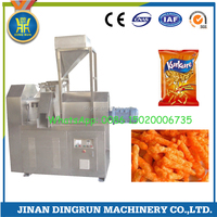 fully automatic Cheetos snack food making machinery