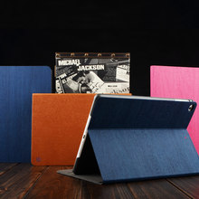 Light Weight Shockproof Kids Friendly Handle tree texture Pu leather magnetic tablet cover for ipad 234