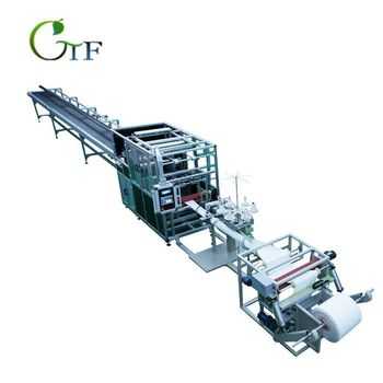 Third Generation Automatic Filter Bag Production Line