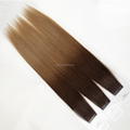 hair factory supplier balayage color tape in hair extensions