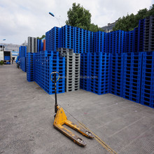 Euro standard double faced use plastic pallet 1200*1000
