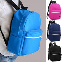 4 Color Trendy Womens Mens Oxford Cloth Casual Backpack Computer School Book Bag