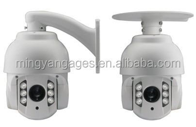 Shenzhen Manufacturer Auto Tracking 1/3 Sony CCD Dome Infrared Camera Price