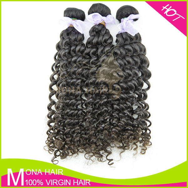 Spiral curl hair could be made clip in