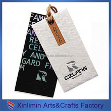 popular hot sale high quality custom special hang tag
