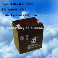 high capacity sealed lead acid storage batteries for building intrephones&fire fighting alarm