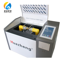 fully automatic transformer oil breakdown voltage tester