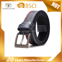 New Fashion Chastity Pu Synthetic Leather Belt For Man With Pin Belt Buckle