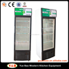 Beverage Refrigerator Showcase Vertical Refrigerated Showcase