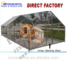 6ft Dog Kennel Cage Large Dog Cage supplier