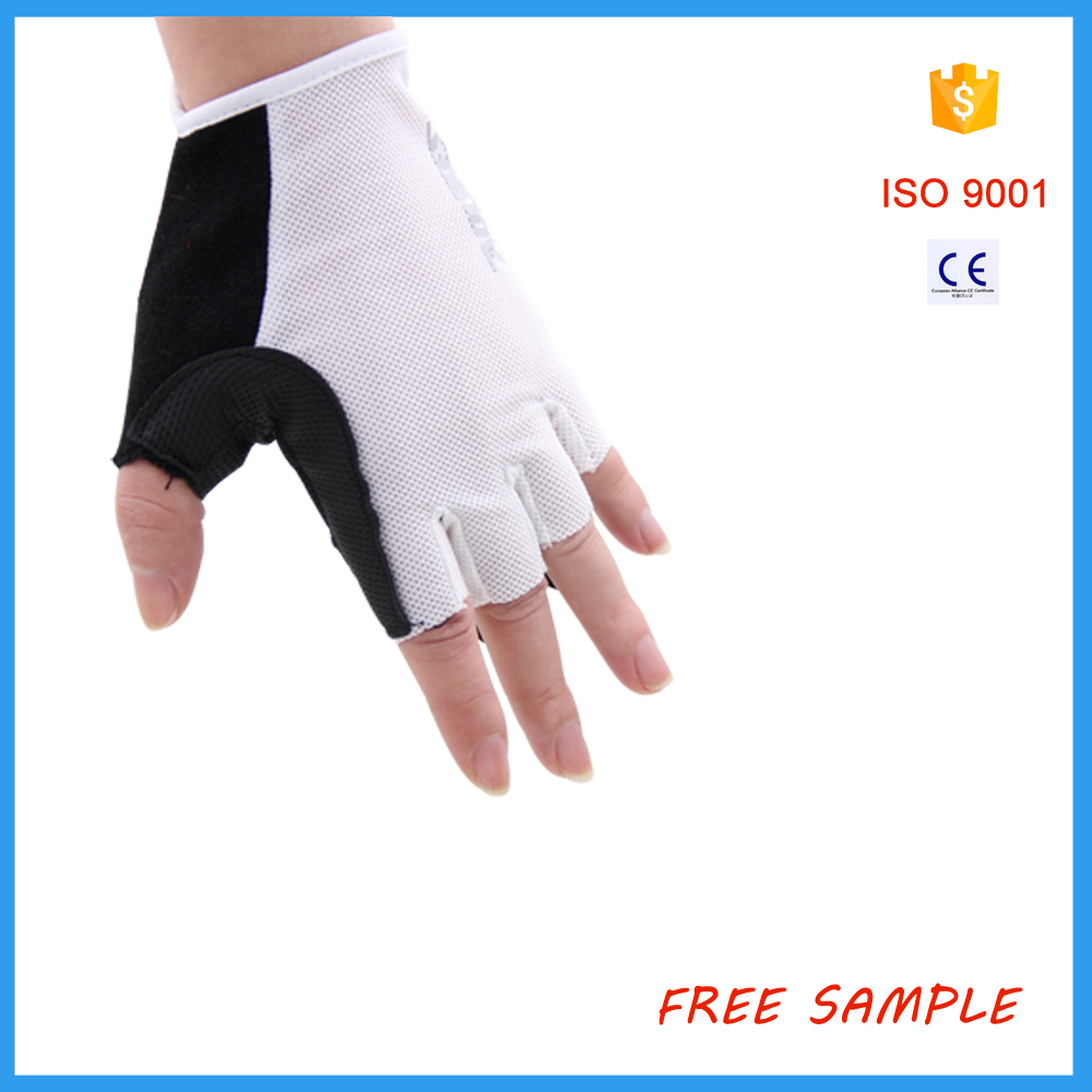 New design wholesale outdoor Half finger gloves for Mountain Bicyle Bike Hiking Sports