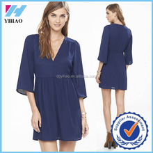 Yihao New ladies fashion clothing 2015 best selling imports
