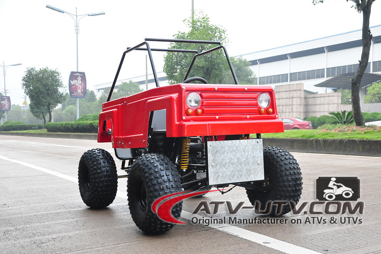 cheap china zongshen atv manual 3+1 gear