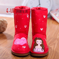 NO.UR003 2016 hot sales high quality and cheap latest design winner snow boots