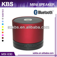 2016 Fashion Support Bluetooth Subwoofer Speaker