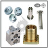 Supply CNC Machining Stainless Steel Brass