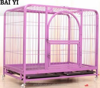Portable Foldable Pet Dog House Soft Crate Carrier (Direct Sale)