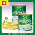 Canned Asparagus healthy food ready to eat food