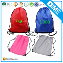 Cheap Custom Fashion Low Price Practical Sports Drawstring Gym Bag