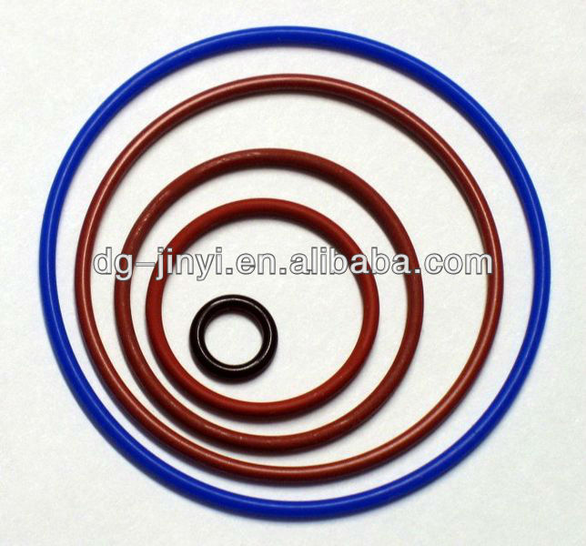 heat resistant silicone o ring food grade