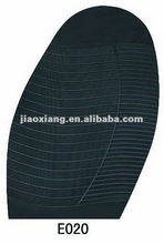 China Factory High Quality And Good Price Rubber Half Sole For Shoe Repair E020