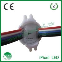 DMX LED Pixel Mini Dome Module IP66 30mm