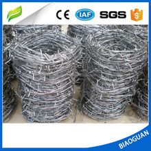 low price and high quality electro/hot dipped galvanized concertina razor wire/razor barbed wire from factory